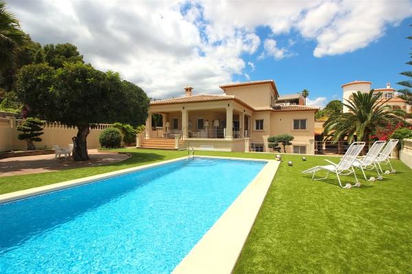Villa En Benisa