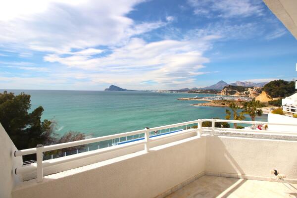 Atico Duplex Con Preciosas Vistas Al Mar