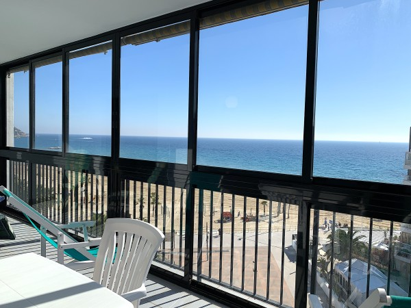Alquiler Anual Apartamento En Primera Linea De La Playa