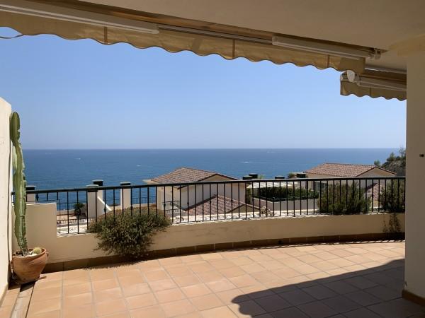 Apartamento Con Vistas Al Mar En Altea