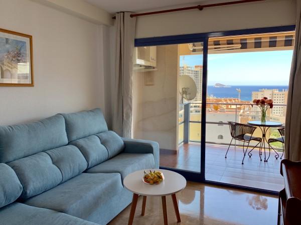 Apartamento De Un Dormitorio En 300m De La Playa